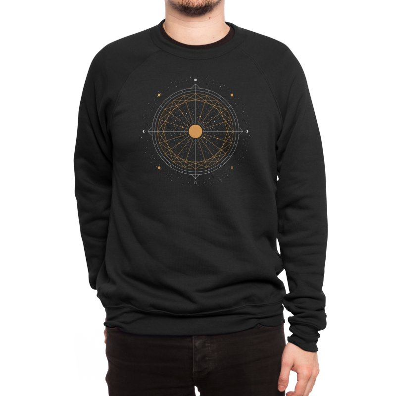 Order Out Of Chaos Men's Sweatshirt by thepapercrane's shop