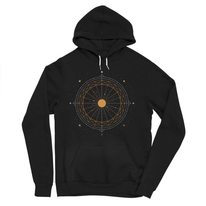 Order Out Of Chaos Women's Sponge Fleece Pullover Hoody by thepapercrane's shop