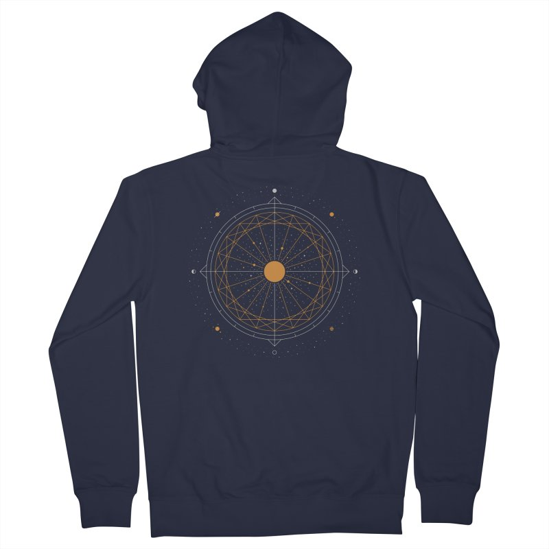 Order Out Of Chaos Men's Zip-Up Hoody by thepapercrane's shop