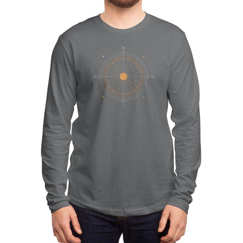 Order Out Of Chaos Men's Longsleeve T-Shirt by thepapercrane's shop
