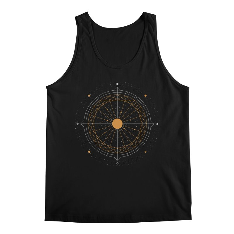 Order Out Of Chaos Men's Tank by thepapercrane's shop