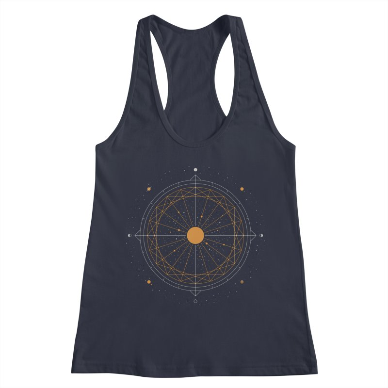 Order Out Of Chaos Women's Tank by thepapercrane's shop