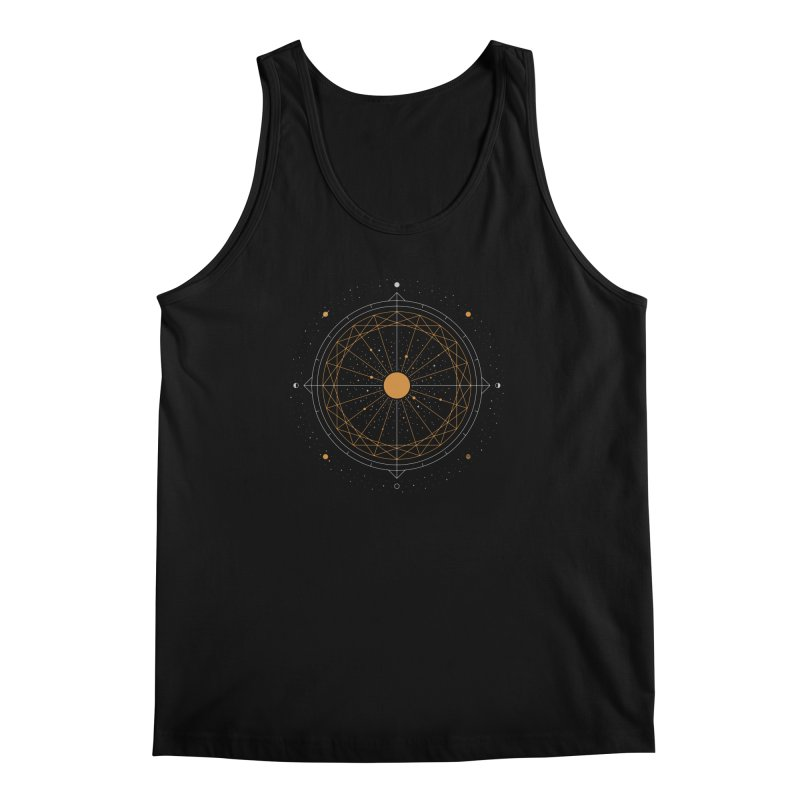 Order Out Of Chaos Men's Regular Tank by thepapercrane's shop