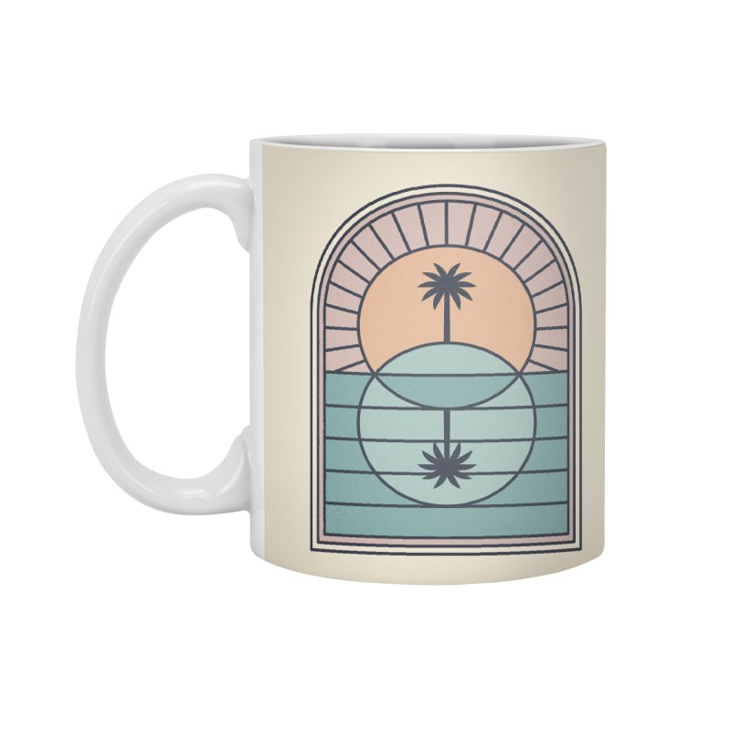 Venn Island Accessories Mug by thepapercrane's shop