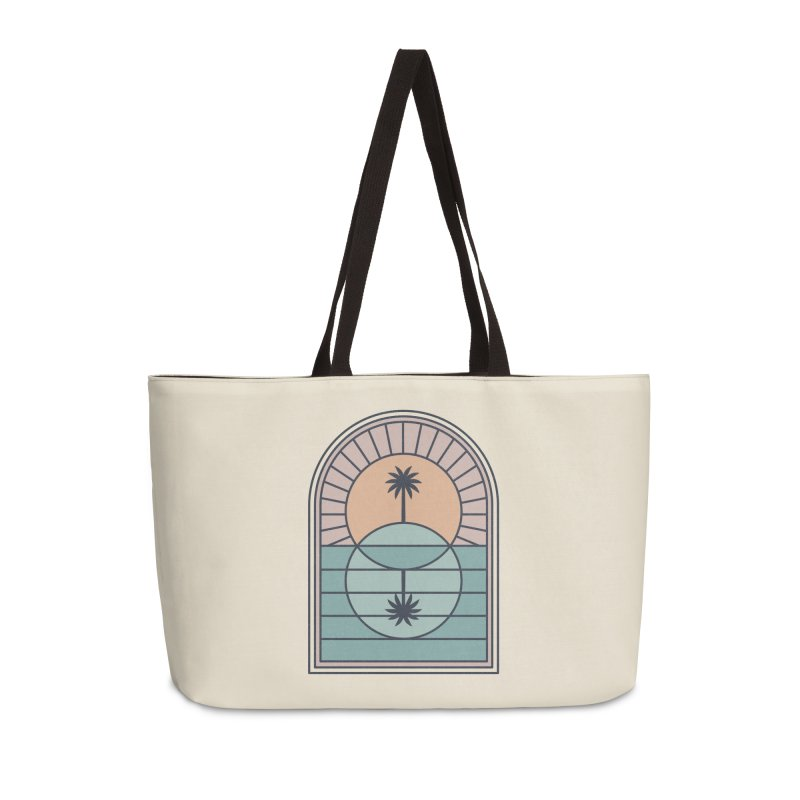 Venn Island Accessories Bag by thepapercrane's shop