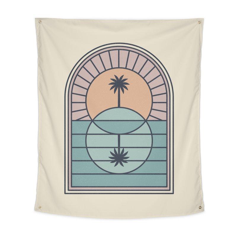 Venn Island Home Tapestry by thepapercrane's shop