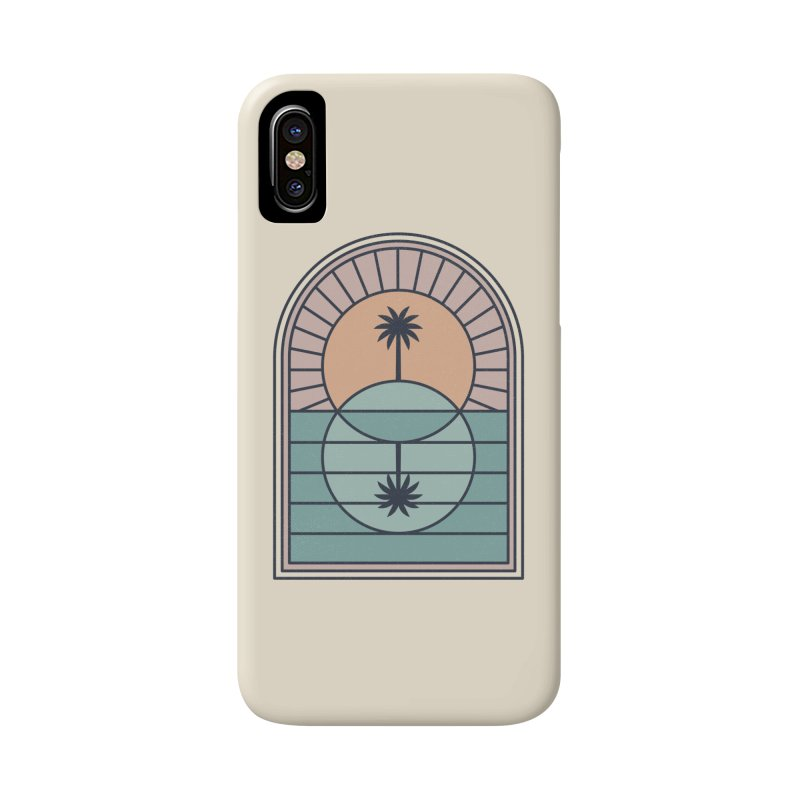 Venn Island Accessories Phone Case by thepapercrane's shop