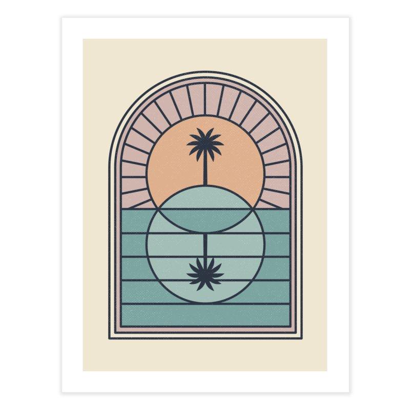 Venn Island Home Fine Art Print by thepapercrane's shop
