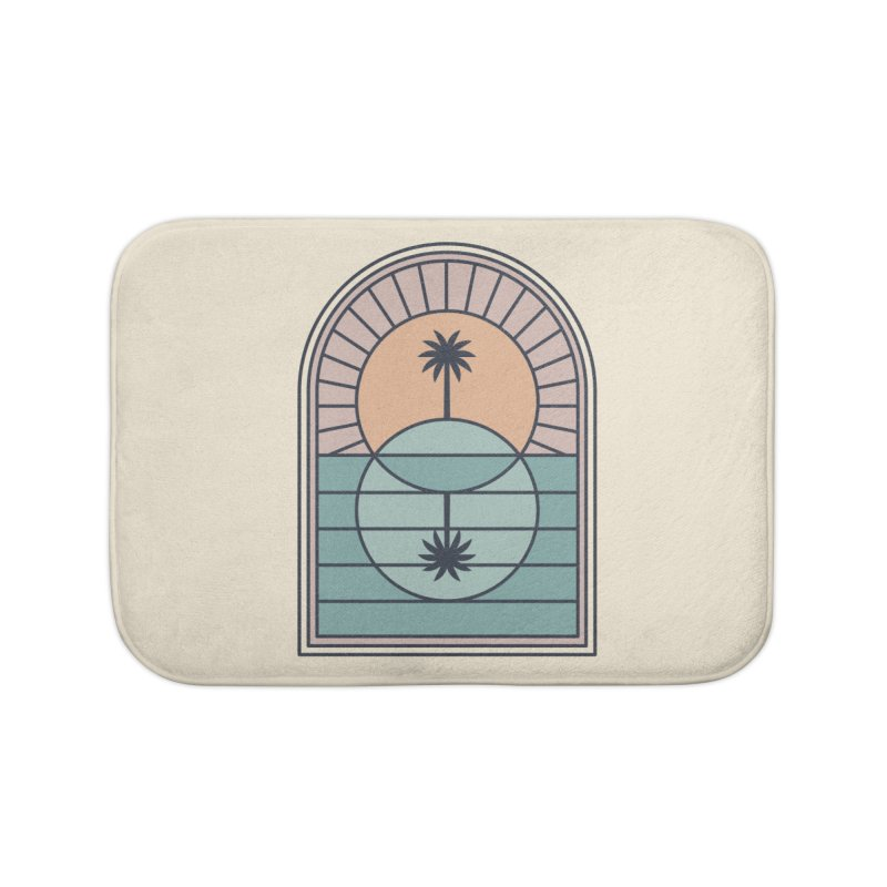 Venn Island Home Bath Mat by thepapercrane's shop