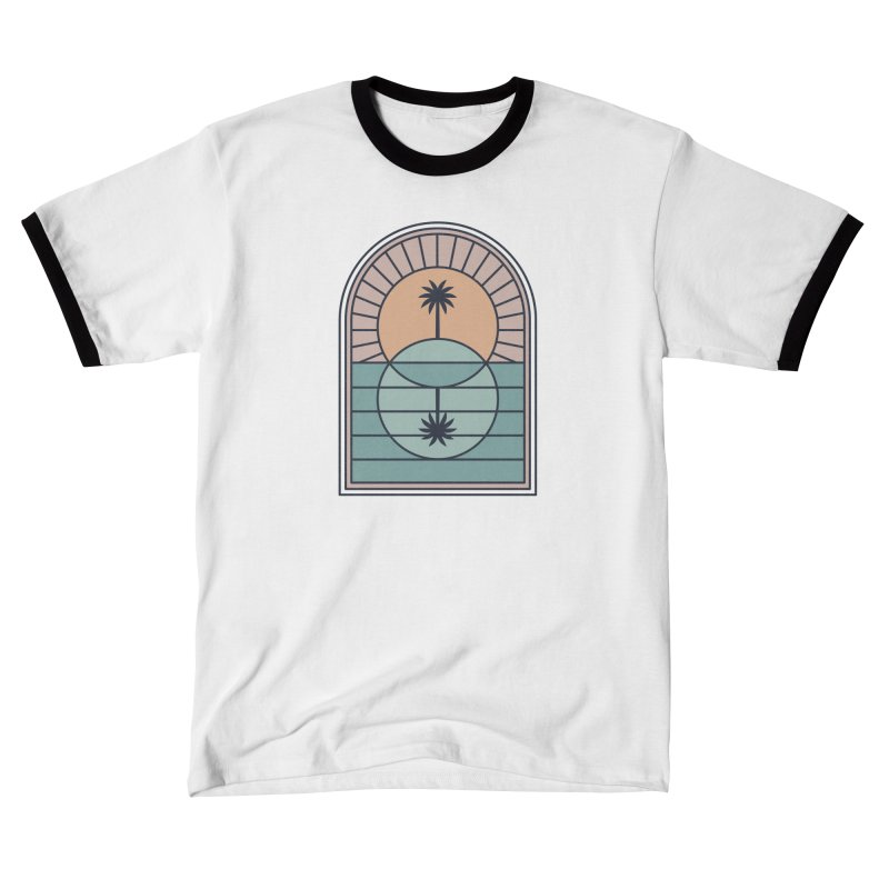 Venn Island Women's T-Shirt by thepapercrane's shop