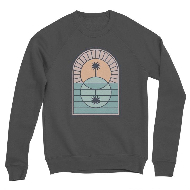 Venn Island Women's Sponge Fleece Sweatshirt by thepapercrane's shop