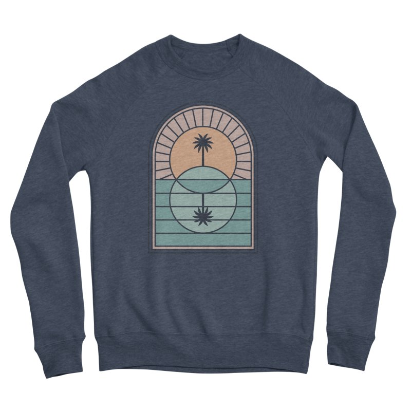 Venn Island Women's Sponge Fleece Sweatshirt by thepapercrane's shop