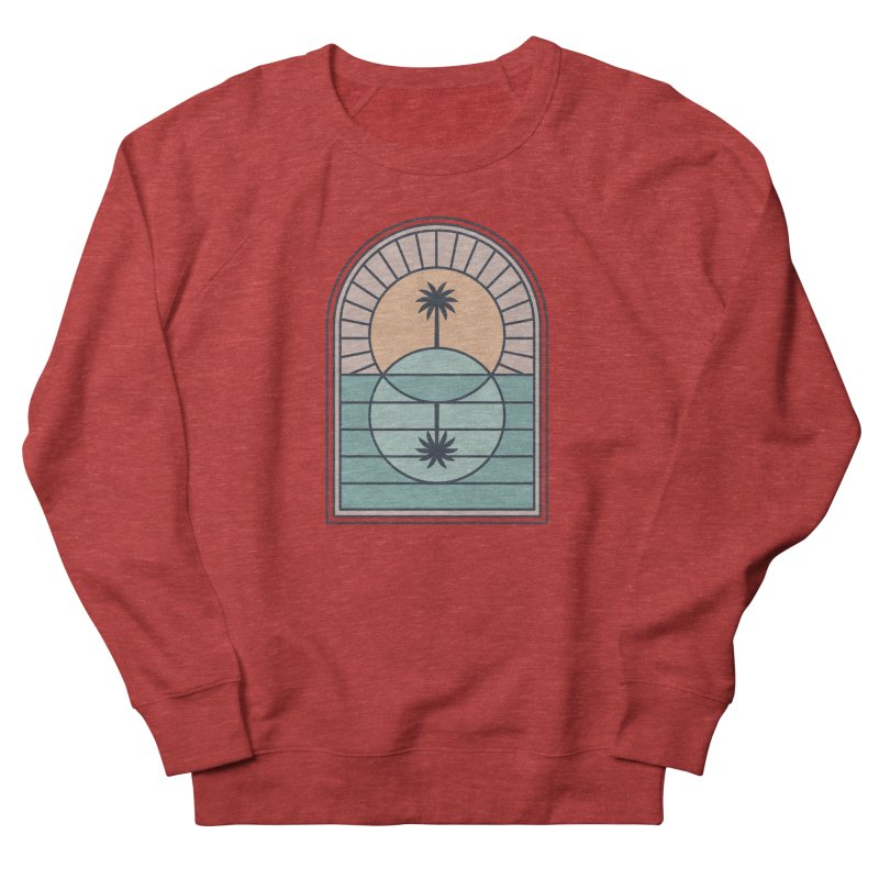 Venn Island Women's Sweatshirt by thepapercrane's shop