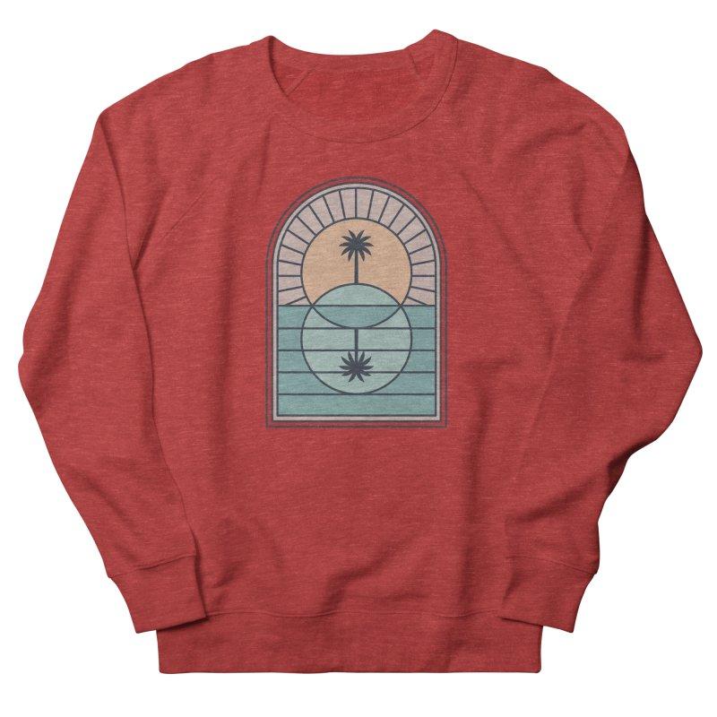 Venn Island Men's Sweatshirt by thepapercrane's shop