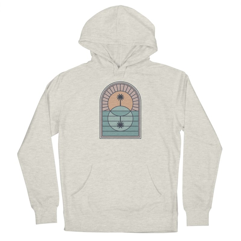 Venn Island Men's Pullover Hoody by thepapercrane's shop