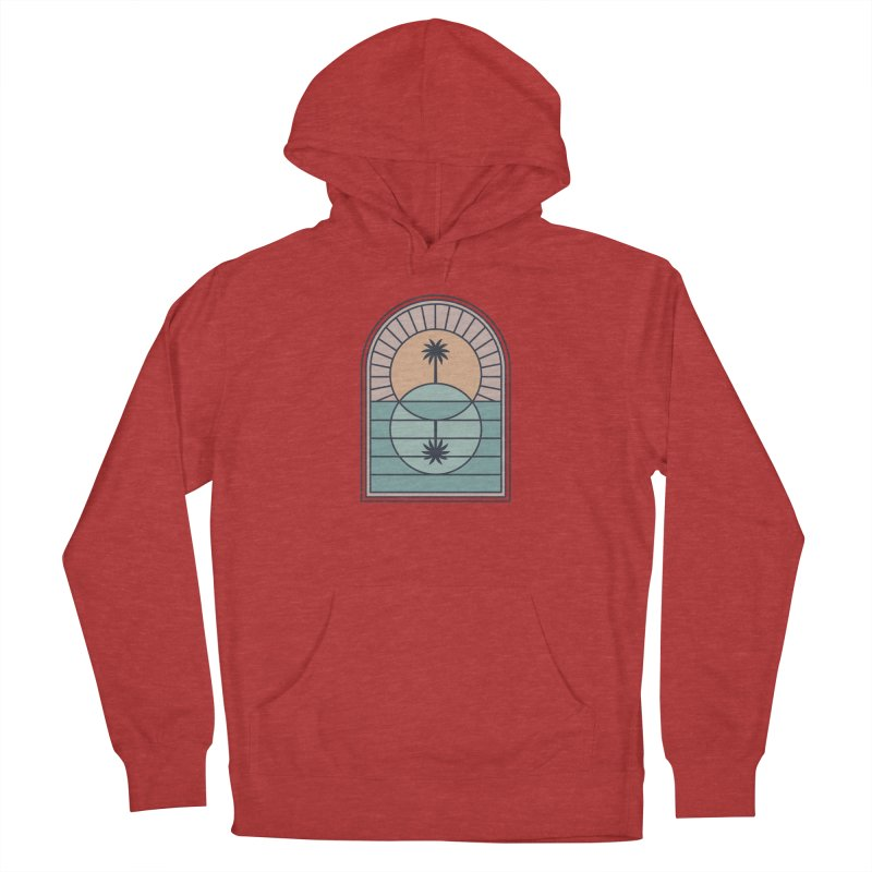 Venn Island Men's Pullover Hoody by thepapercrane's shop