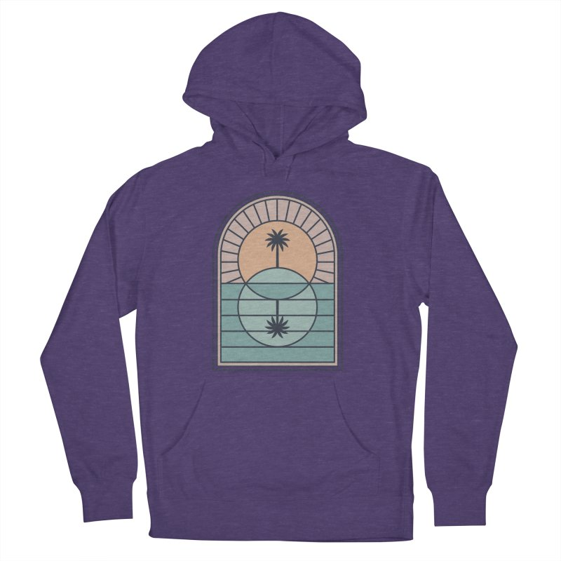 Venn Island Women's French Terry Pullover Hoody by thepapercrane's shop