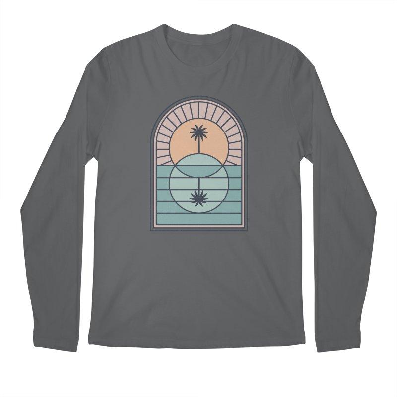 Venn Island Men's Longsleeve T-Shirt by thepapercrane's shop