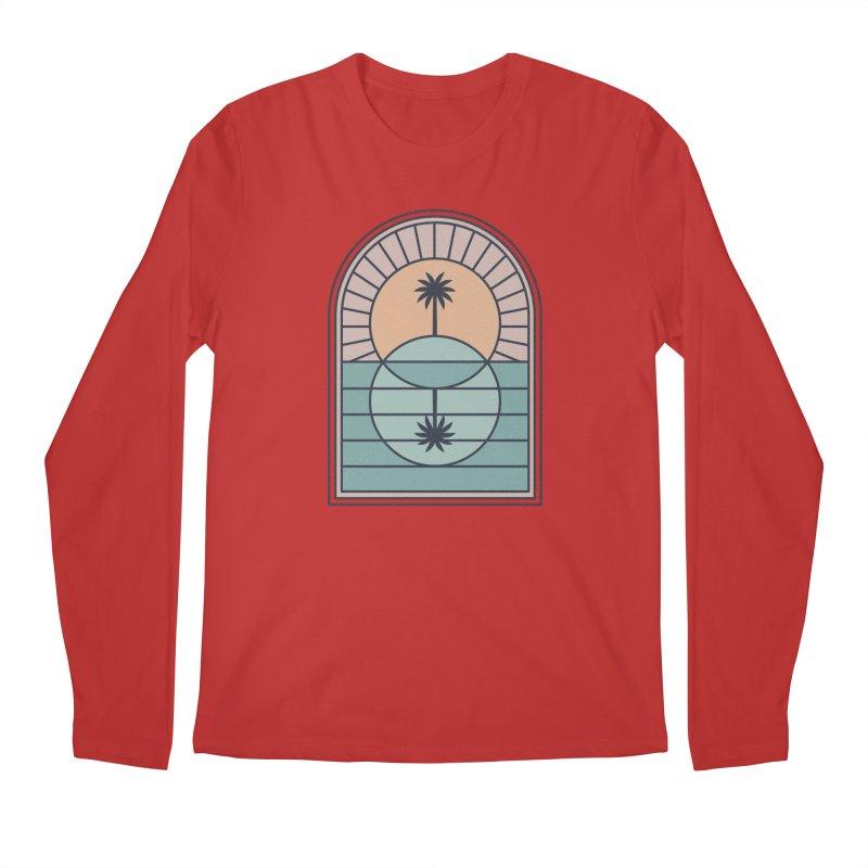 Venn Island Men's Regular Longsleeve T-Shirt by thepapercrane's shop