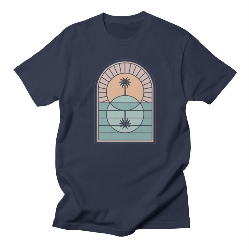 Venn Island Men's Regular T-Shirt by thepapercrane's shop