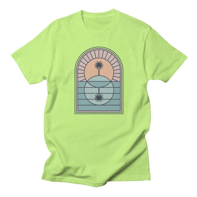 Venn Island Women's Regular Unisex T-Shirt by thepapercrane's shop