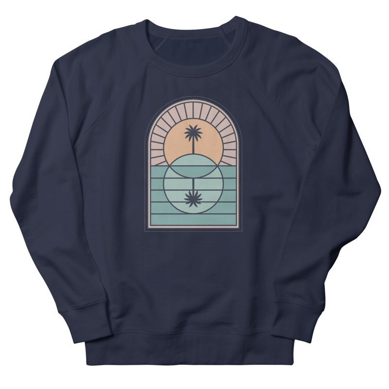 Venn Island Men's Sweatshirt by thepapercrane's shop