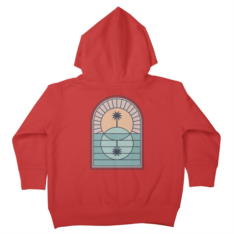 Venn Island Kids Toddler Zip-Up Hoody by thepapercrane's shop
