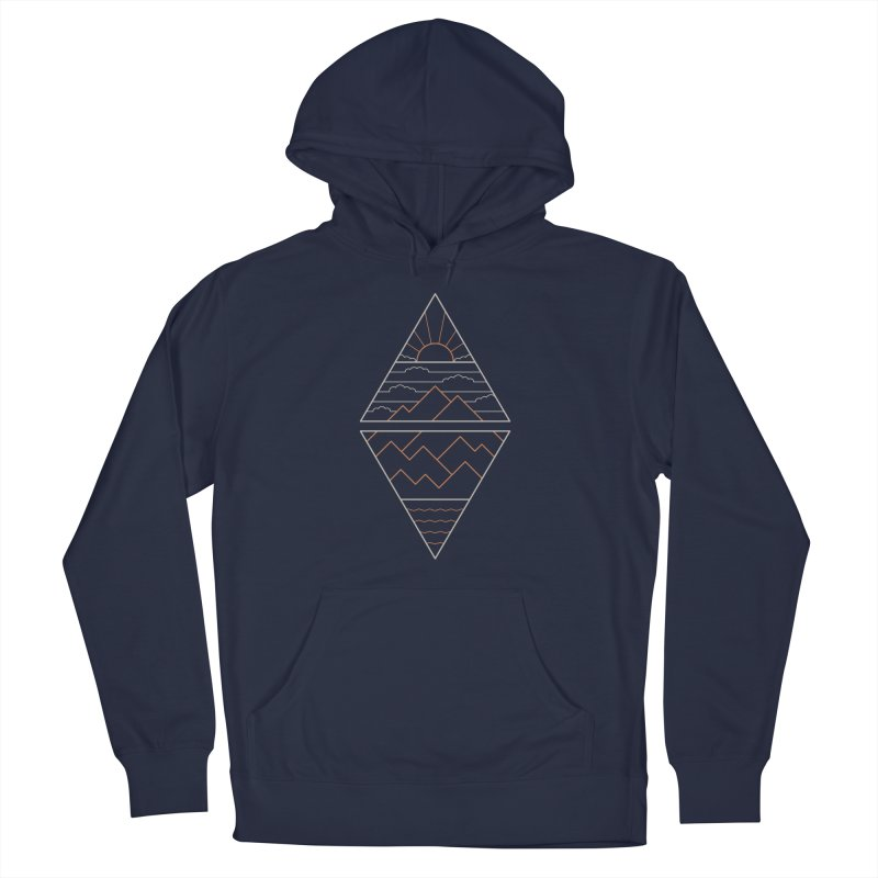 Earth, Air, Fire & Water Men's Pullover Hoody by thepapercrane's shop