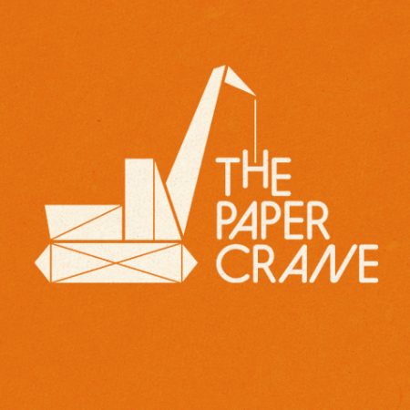 Logo for thepapercrane's shop