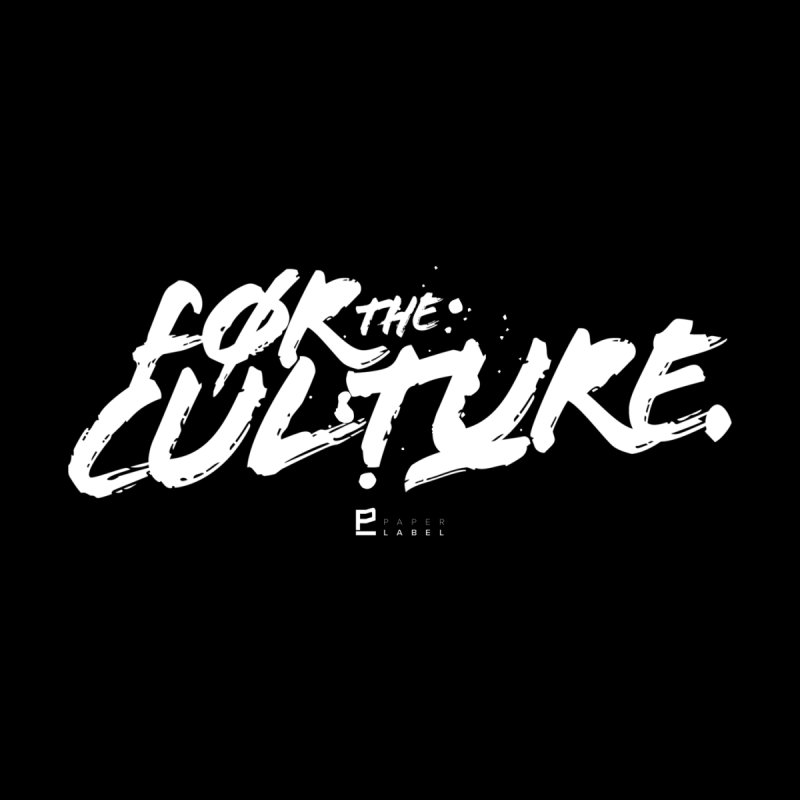 FOR THE CULTURE™ Men's T-Shirt by Paper Label Gear
