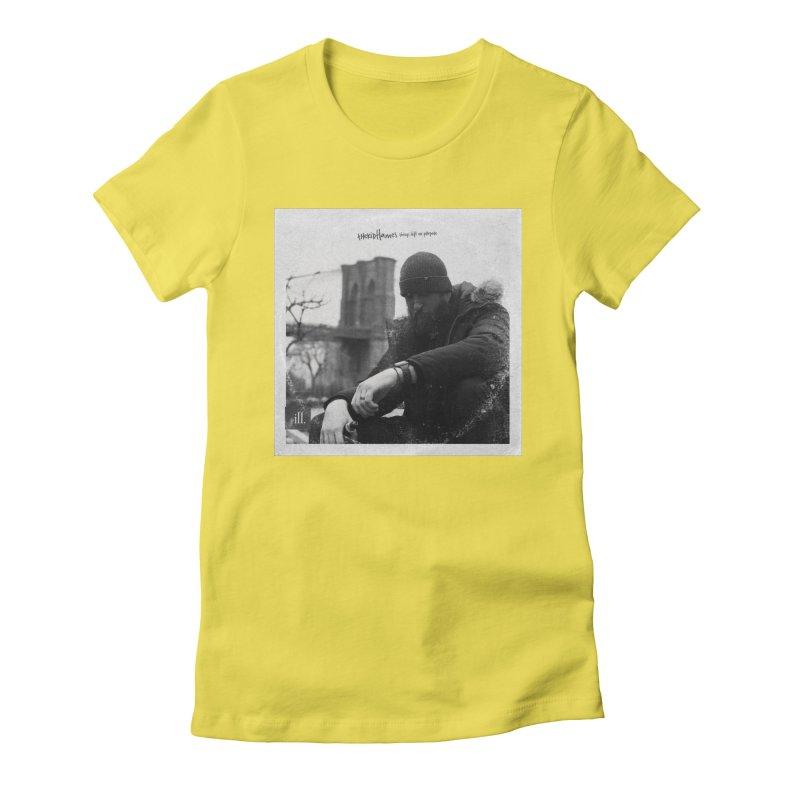 TLOP COVER ART Women's T-Shirt by Paper Label Gear
