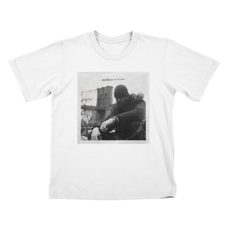 TLOP COVER ART Kids T-Shirt by Paper Label Gear