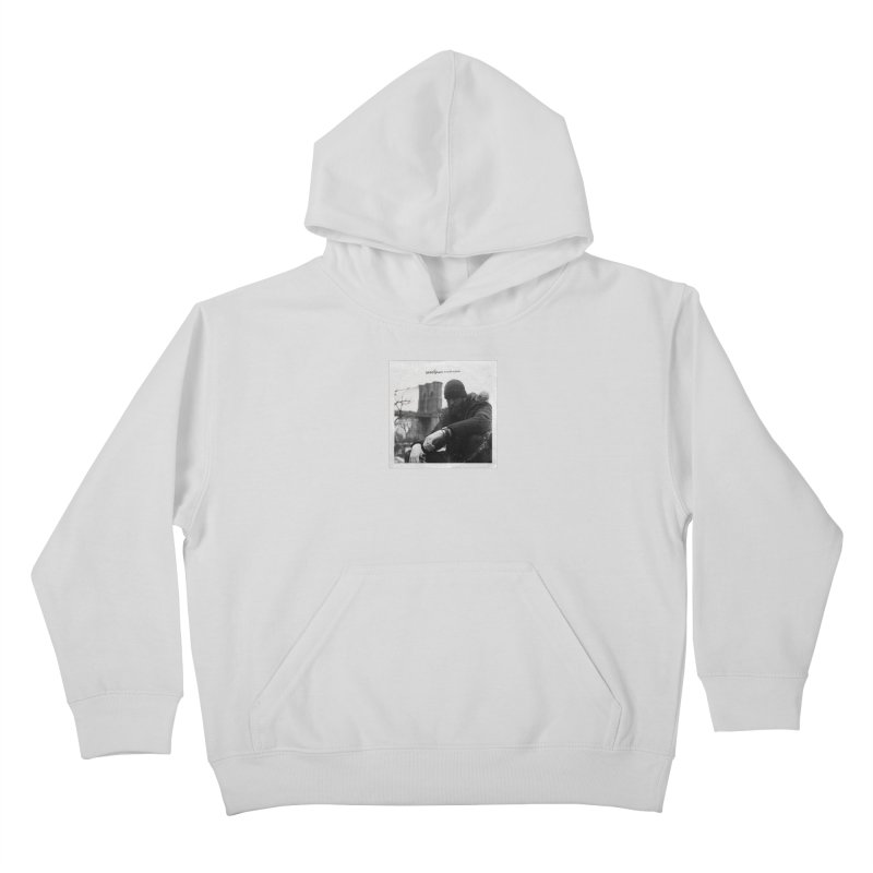 TLOP COVER ART Kids Pullover Hoody by Paper Label Gear