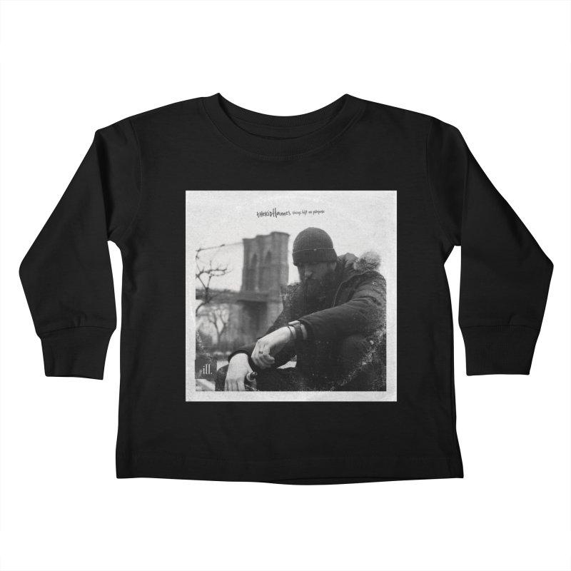 TLOP COVER ART Kids Toddler Longsleeve T-Shirt by Paper Label Gear