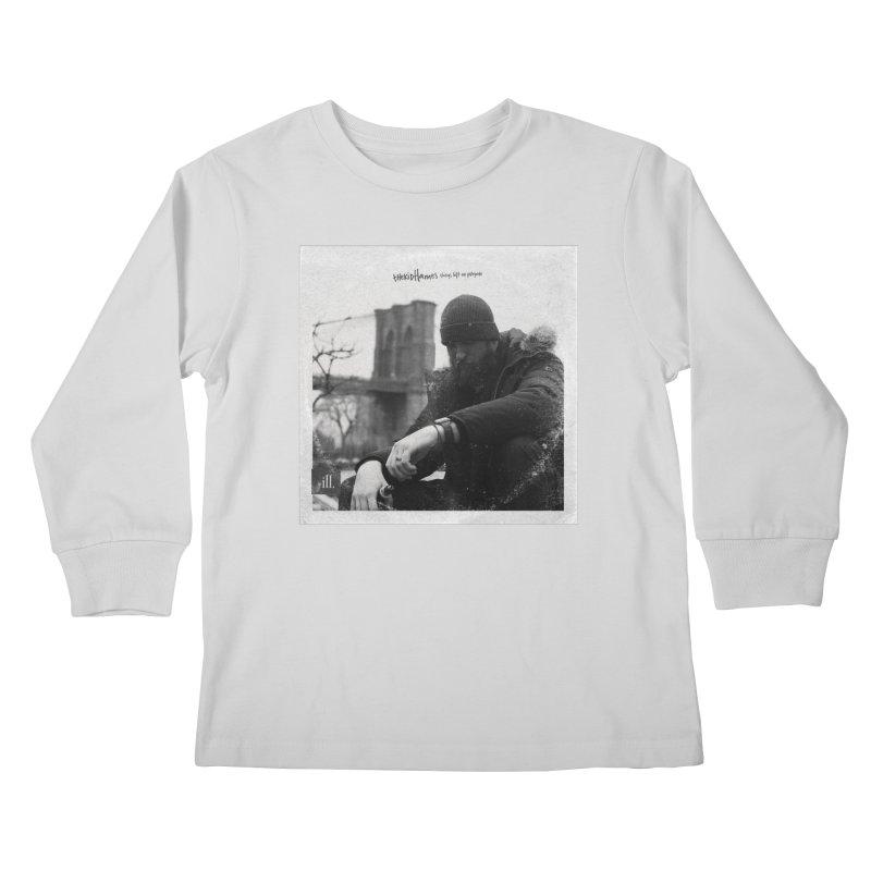 TLOP COVER ART Kids Longsleeve T-Shirt by Paper Label Gear
