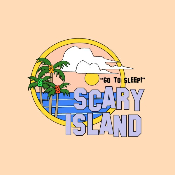 image for Greetings From Scary Island - The Peach Fuzz