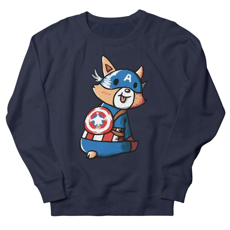 Captain Corgi Women's Sweatshirt by La La Lune