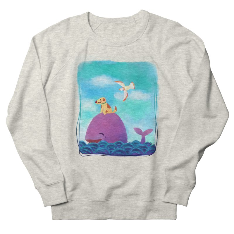 The Adventure Women's Sweatshirt by La La Lune