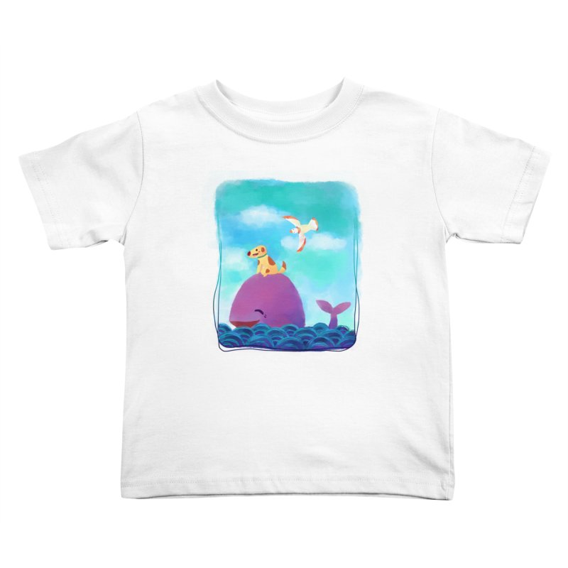 The Adventure Kids Toddler T-Shirt by La La Lune