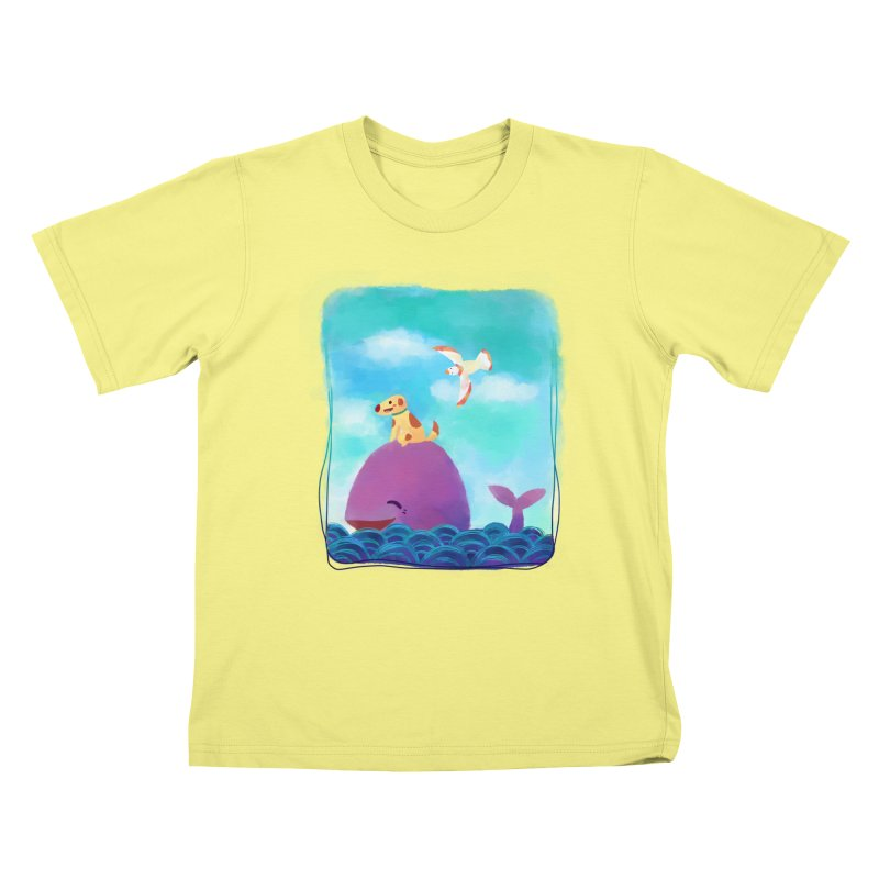 The Adventure Kids T-shirt by La La Lune