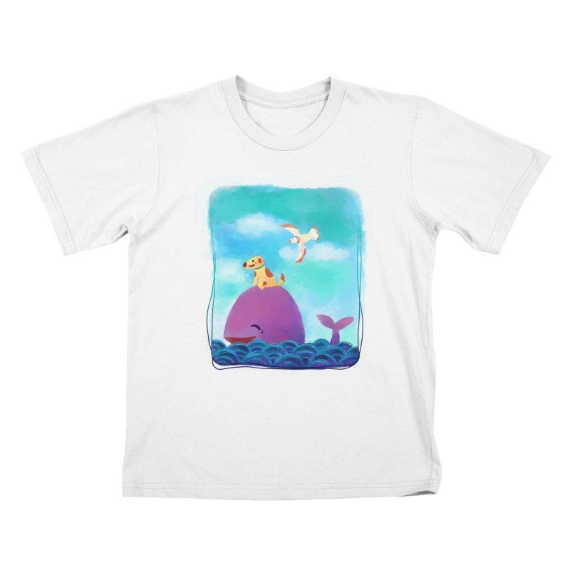 The Adventure Kids T-Shirt by La La Lune
