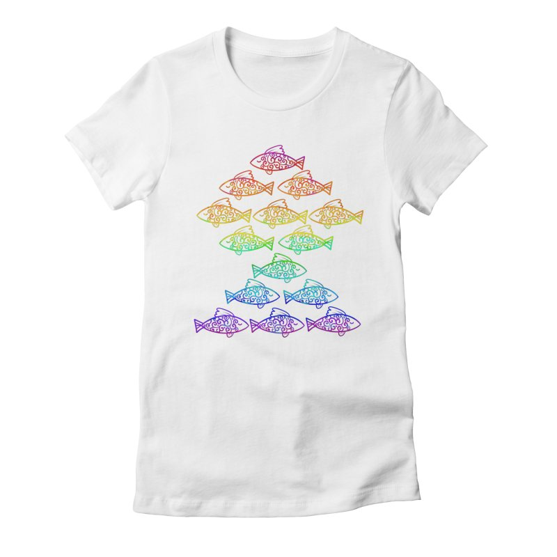 Fish of Colors   by La La Lune
