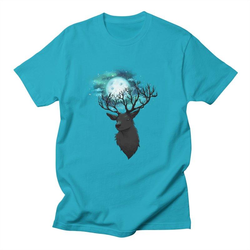 Lunar Men's T-Shirt by La La Lune