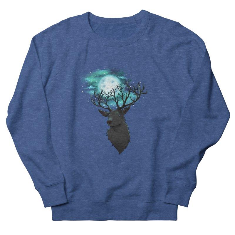 Lunar Men's Sweatshirt by La La Lune