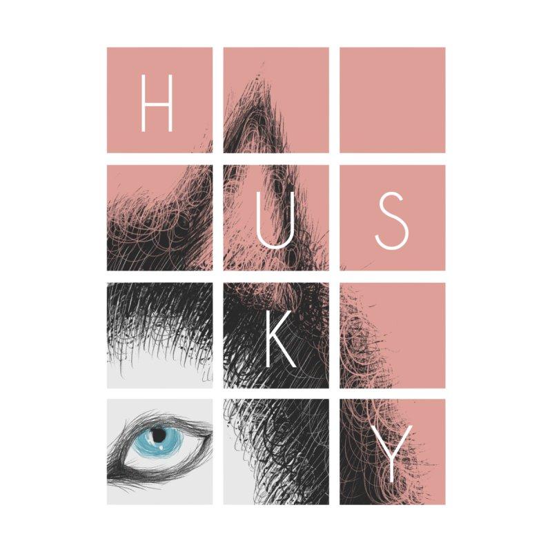 Husky by La La Lune