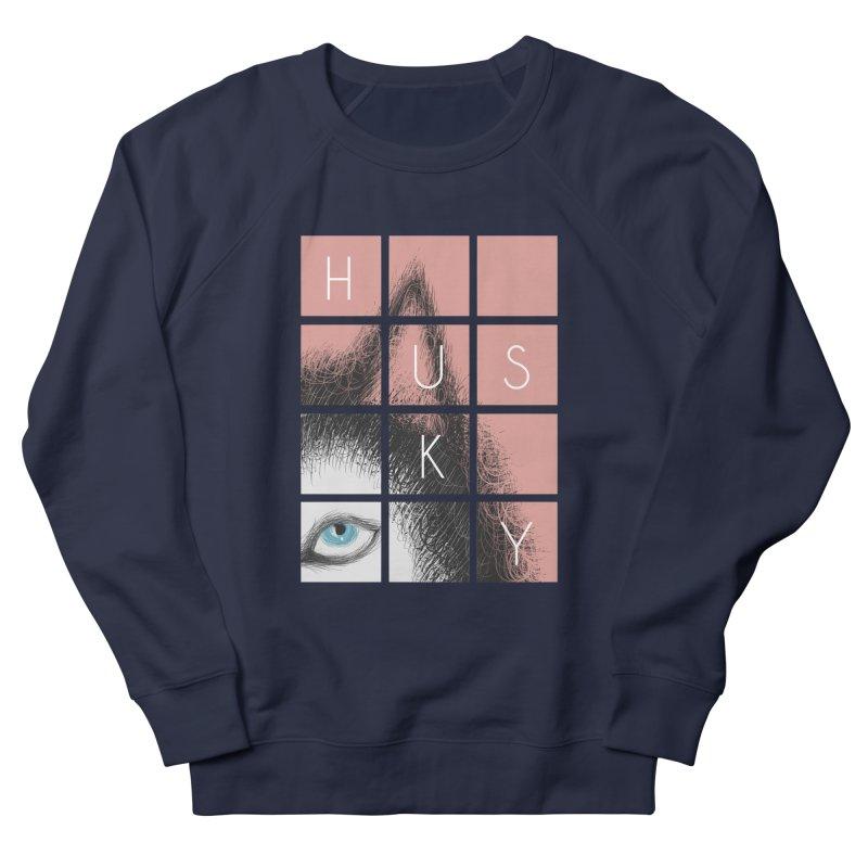 Husky Women's Sweatshirt by La La Lune