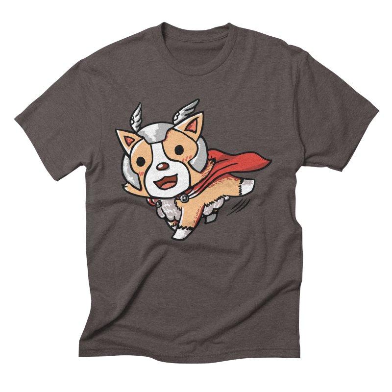 Thorgi Men's Triblend T-Shirt by La La Lune