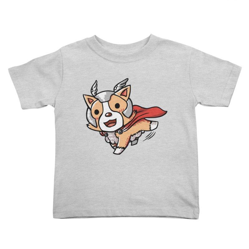 Thorgi Kids Toddler T-Shirt by La La Lune