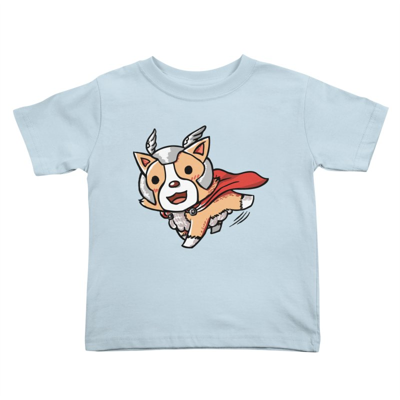 Thorgi Kids Toddler T-Shirt by La La Lune