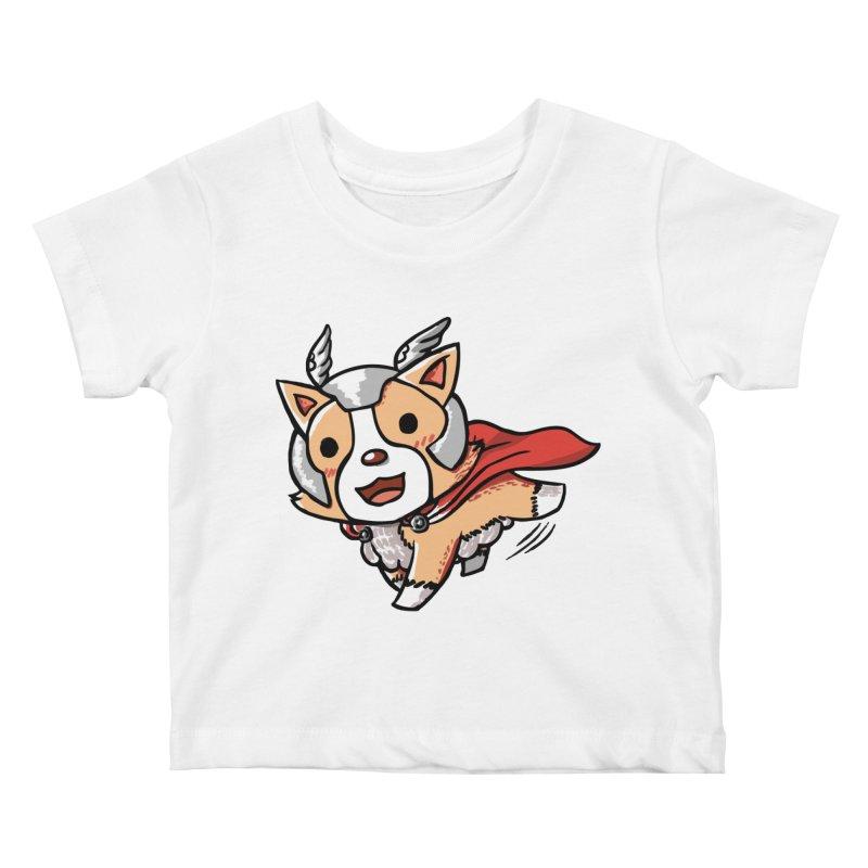 Thorgi Kids Baby T-Shirt by La La Lune